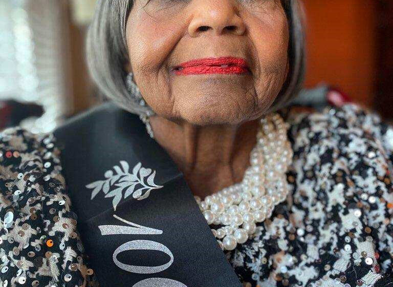 Our Centenarians