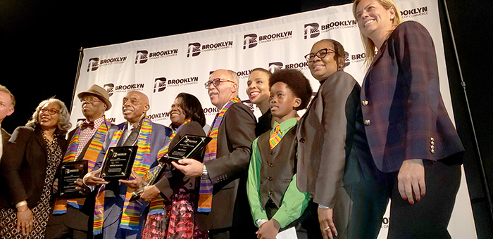 Community Advocates, Ambassadors Honored by Bklyn Chamber