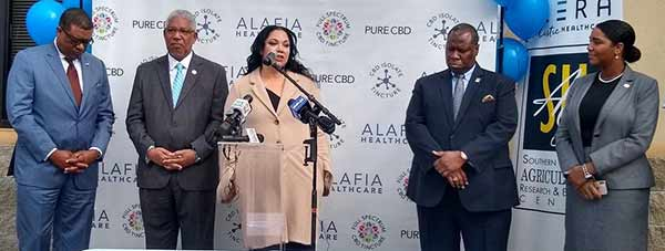 New Black History: Louisiana's Largest HBCU Launches Own CBD Line, Becoming First to Ever Do So