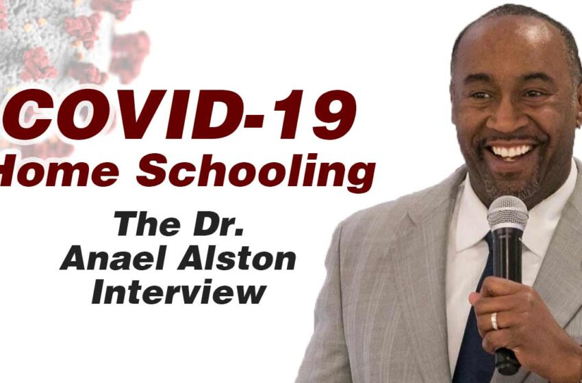 The COVID-19 Interviews: Dr. Anael Alston