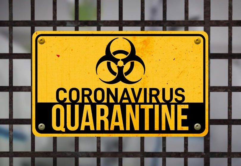 A Quarantine Strategy