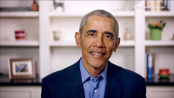 President Barack Obama's Commencement Address to the Class  of 2020 HBCU Scholars, Saturday May 16, 2020