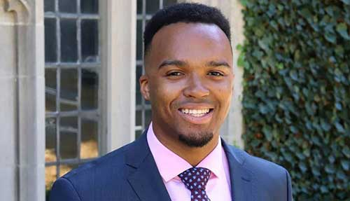 STEM News: Princeton Names its First Black Valedictorian in the University's History