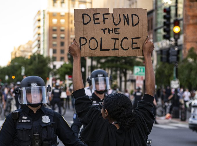 "Words We Thought We'd Never Hear, ""Defund The Police"""