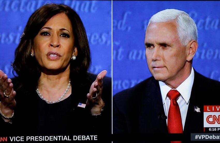 """Mr. Vice President, I am Speaking!"""