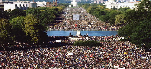 Historic Million Man March Turned Young Men into Leaders