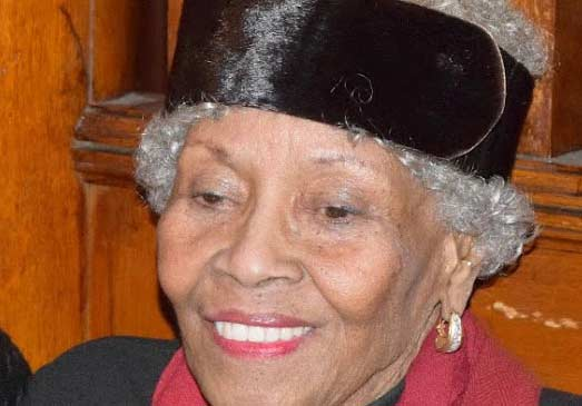 Legendary Educator Dr. Adelaide Sanford Honored On Her 95th Birthday
