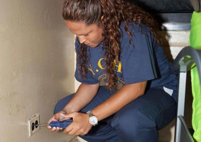 As NYCHA Prepares To Clean Its Act,  New Job Opportunities Emerge In Maintenance