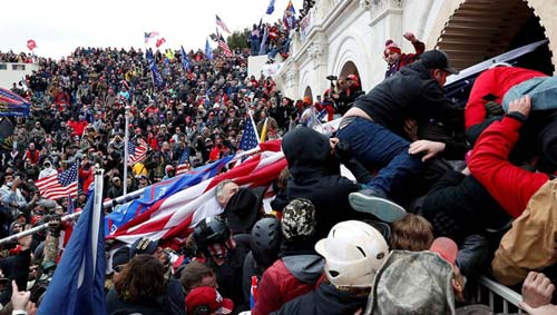 The Message of the Siege on the US Capitol