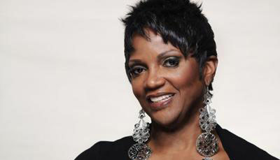 "ANNA MARIA HORSFORD is …Forever Glamorous, Forever Real, Harlem to Hollywood and Back! Can we Get an ""Amen?!"""