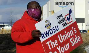 Workers Vote No on Union in Bessemer, Ala.