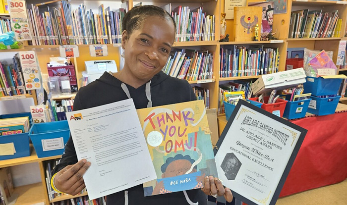 Adelaide Sanford Institute Honors Central Brooklyn Educators with Legacy Awards