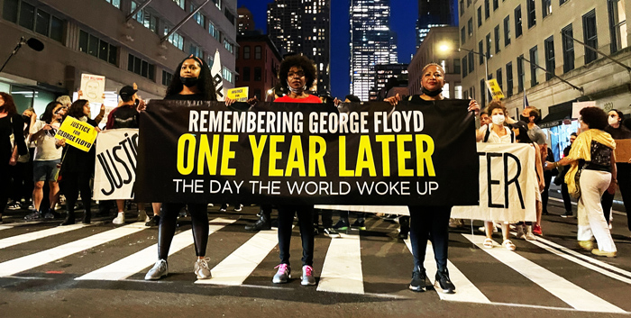 Remembering George Floyd, One Year Later