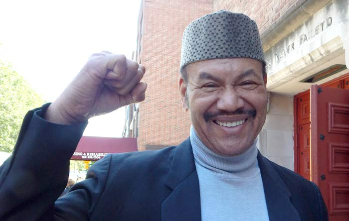 """Minister Clemson Brown: """"I've Always Been Looking for My Blackness."""""""