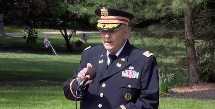 Ohio Event Organizers Censor Former Soldier's Memorial Day Speech About Black Slaves Honoring Fallen Soldiers After the Civil War