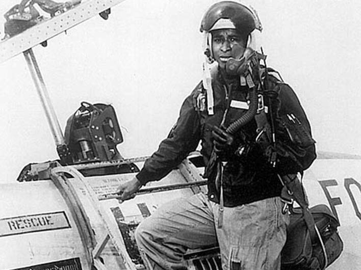 First Black Astronaut and America's Secret Outer-Space Spy Program