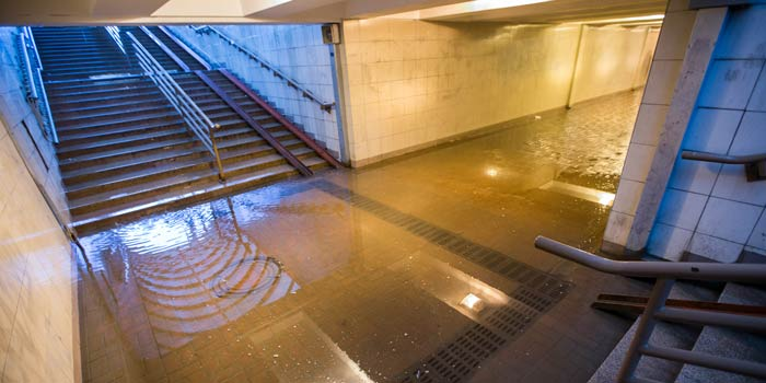 'A Default Sewer System': Subway Flooding Is Bigger Than Just the MTA