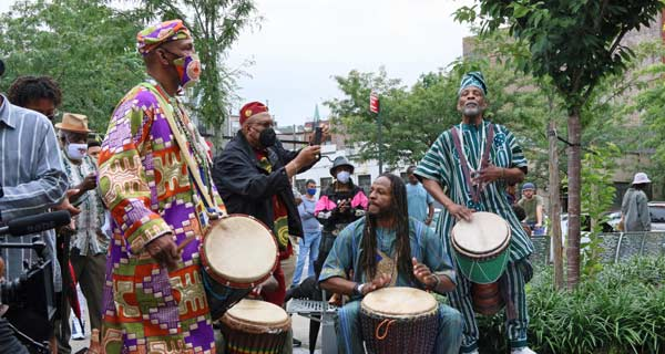 The International African Arts Festival Celebrates 50 Years of Fun in Building Unity